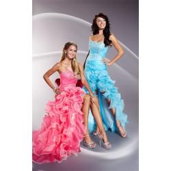 luxusní plesové společenské maturitní šaty Chloe