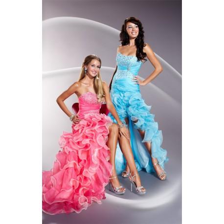 luxusní plesové společenské maturitní šaty Chloe SKLADEM