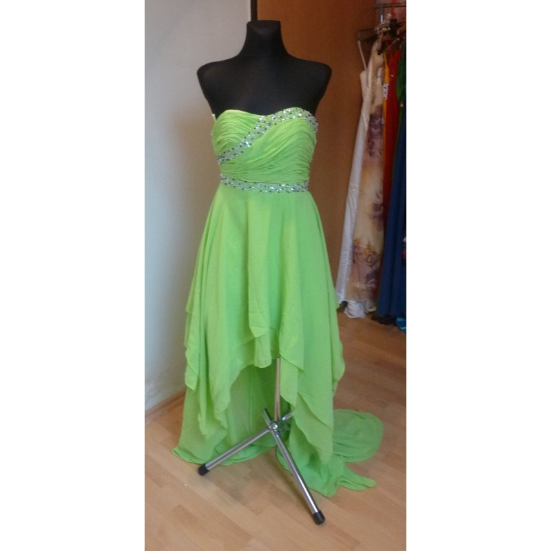 d2304cec73c5 sexy zelené společenské šaty na míru - Hollywood Style E-Shop ...