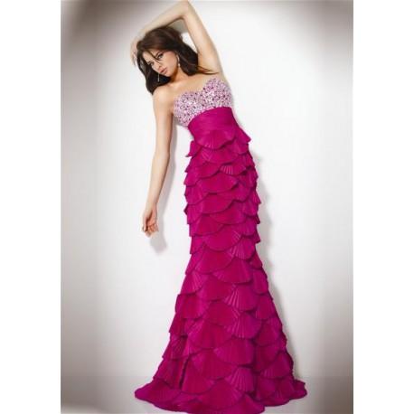 luxusní plesové společenské šaty Chloe 32