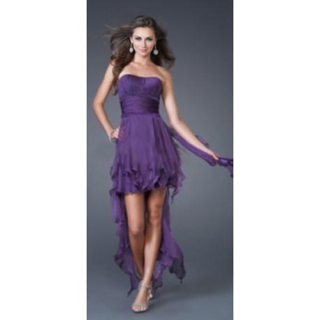 fialové luxusní společenské šaty S-M - Hollywood Style E-Shop ... ea8eaf1202