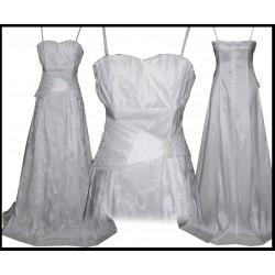 dlouhé svatební či společenské šaty Patricia SKLADEM