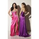maturitní šaty fialové nebo růžové Mandy 18