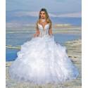 svatební luxusní šaty Claudie