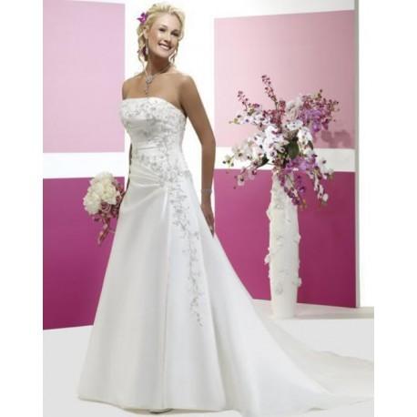 luxusní svatební šaty Miriam
