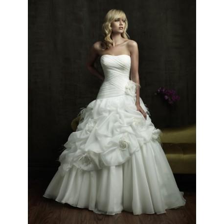 romantické svatební šaty Dafné