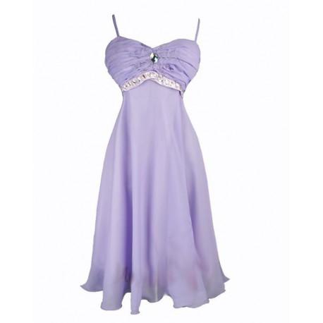 Sofia fialové společenské krátké šaty koktejlky - Hollywood Style E ... bf9b6eb8b9