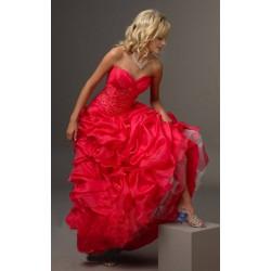 společenské plesové šaty na maturitní ples Mandy S-M