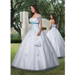 Silvia společenské nebo svatební šaty M-L