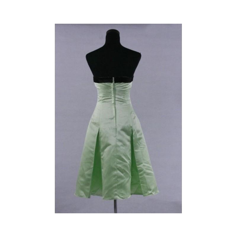 95c588bb0f7 krátké zelené saténové společenské šaty S - Hollywood Style E-Shop ...