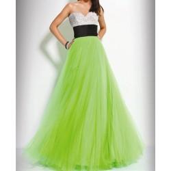 ae15cde49564 Dlouhé společenské šaty na maturitní ples - levné plesové šaty na ...