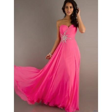 873baba7997 tmavě růžové plesové společenské šaty Gabrielle XS-M - Hollywood ...