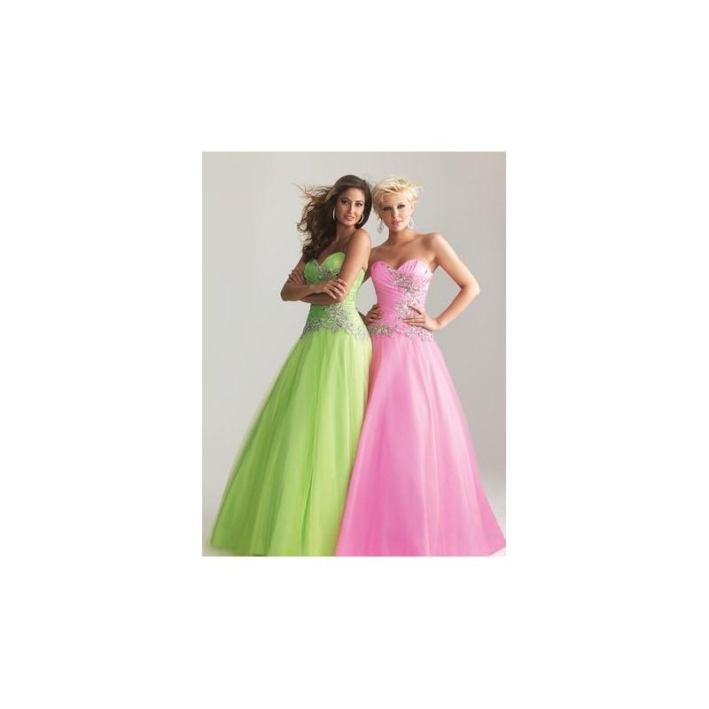 9ae86d13be4 plesové společenské dlouhé maturitní šaty Adele 2 - růžové