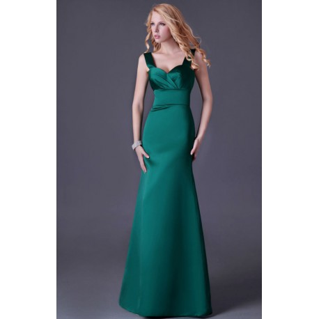 f9e6a546c19 luxusní zelené společenské šaty Ferry XXL-3XL - Hollywood Style E ...