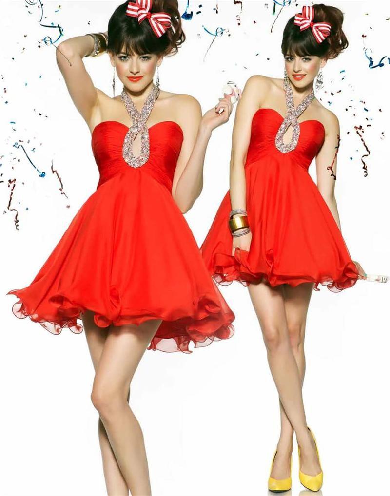 ed867e19fb0 Výprodej společenských šatů (4) - Hollywood Style E-Shop - plesové a ...