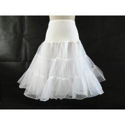 krátká spodnice pod krátké společenské nebo svatební šaty