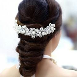 luxusní ozdoba, hřebínek do svatebního účesu