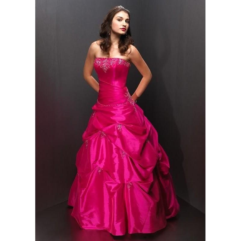princeznovské růžové plesové šaty Pinky M-L - Hollywood Style E-Shop ... 4e7af0d83f