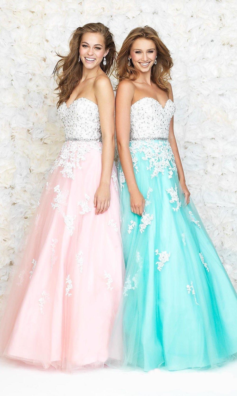 Plesové šaty - výprodej 2019 - pořiďte si levné plesové šaty na ples ... 6accd79c3ca