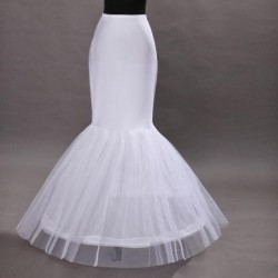 úzká spodnička pro upnuté šaty - mořská panna