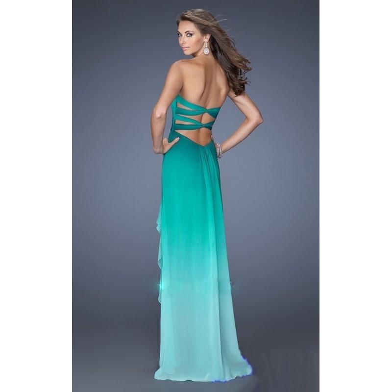 plesové tyrkysové zelené šaty s rozparkem Beata XS - Hollywood Style E-Shop  - plesové a svatební šaty 44b6a7bed2