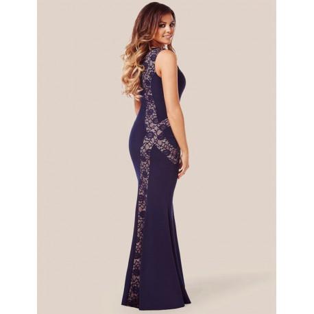 20dea20cb666 černé elastické společenské šaty M - Hollywood Style E-Shop ...