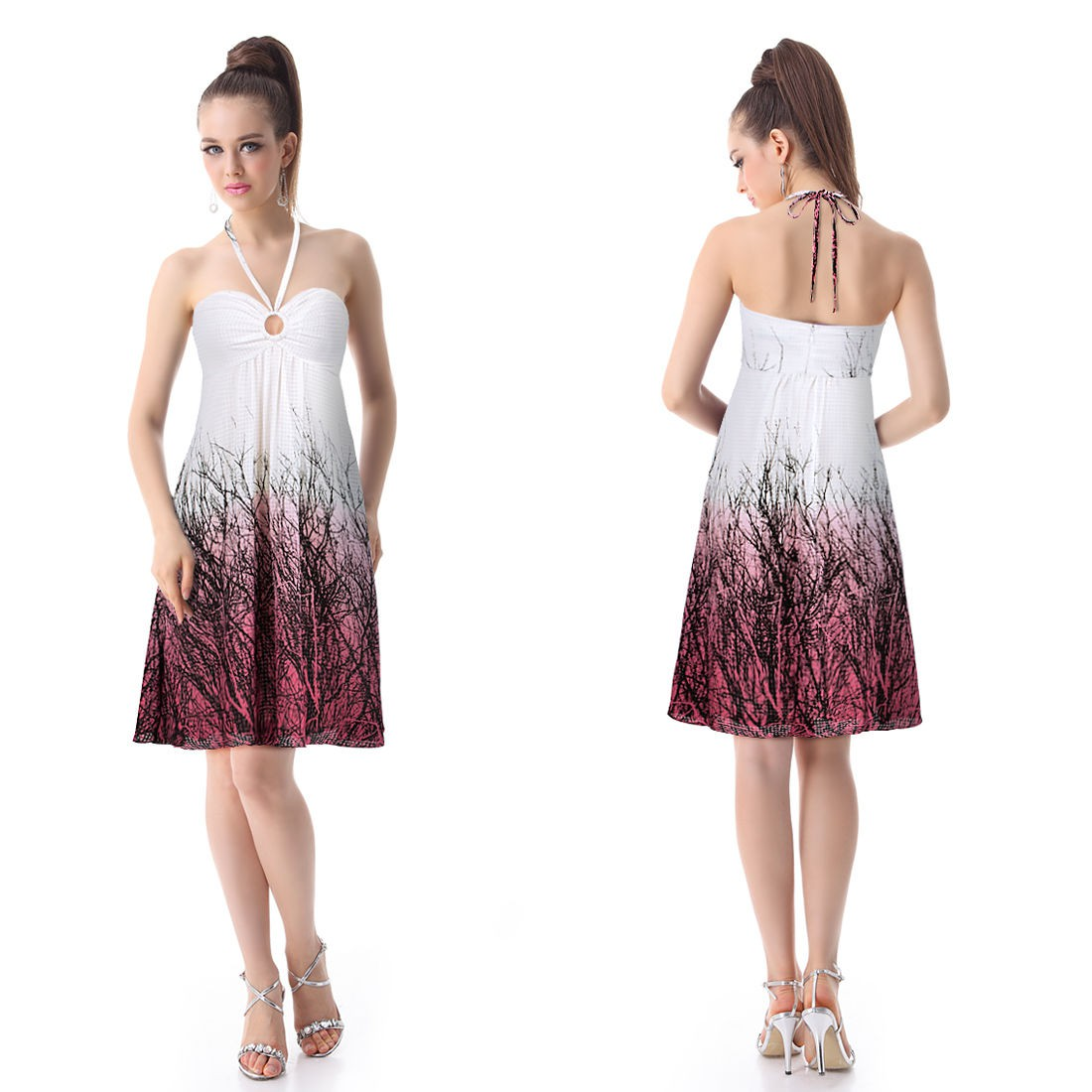 b850cab8f27e Dlouhé a krátké společenské šaty - Hollywood Style E-Shop - plesové ...