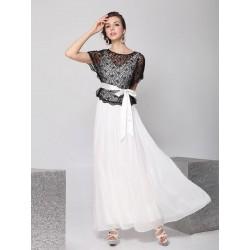 Dlouhé a krátké společenské šaty - Hollywood Style E-Shop - plesové ... bbbb5c31e0a