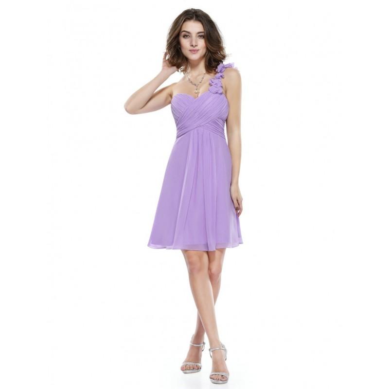 62bacd7e8848 světle fialové společenské šaty Riza XS - Hollywood Style E-Shop ...