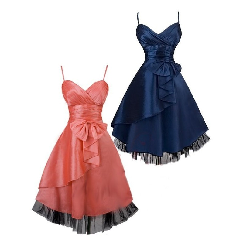 Sofia krátké společenské meruňkové šaty XL-XXL 9479968e45